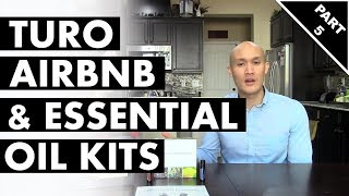 Turo Car Rental: Use Airbnb And This Essential Oil Kit For Best Experience (Part 5)