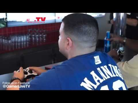 Carnival Liberty Cruise Director Karl Bird Discusses EA Sports Bar and Videogames