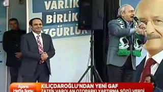 Kılıçdaroğlu OTOPARK GAFI !