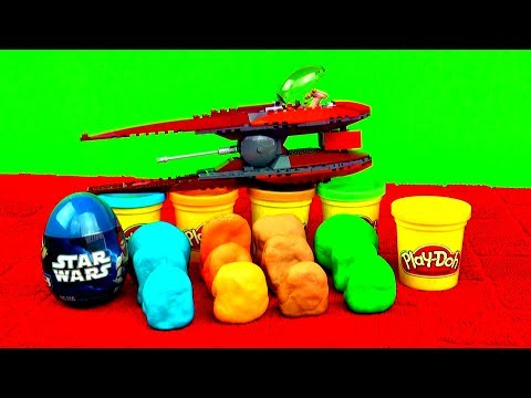 12 Play Doh Surprise Eggs Star Wars Spongebob Disney Cars Toy Story Shrek Superman Batman Pikachu