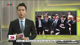 BTS là nhóm nhạc k-pop đầu tiên phát biểu trong hội nghị cấp cao