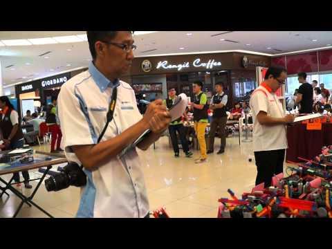 Batu Pahat Johor Malaysia Master Mind Educational International Youth Robotics Competition v005