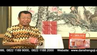Testimoni Sembuh dari Diabetes dg Teh Dan Shen Goji