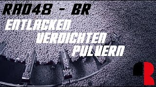 RAD48 - BR | Entlacken - Verdichten - Pulvern | Mingo Performance