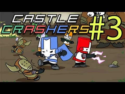 Do mnie moja desko! - Castle Crashers #3