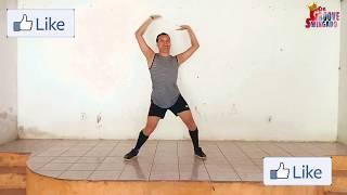Tic Nervoso - Harmonia Do Samba Feat. Anitta (Coreografia) Cia Groove Swingado