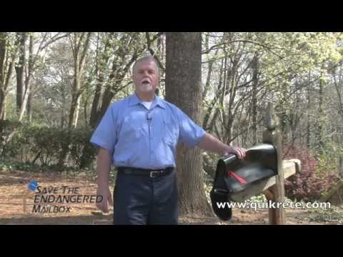 Save The Endangered Mailbox PSA | How To Save Money And Do ...