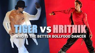 9 Moves of Hrithik Roshan v/s Tiger Shroff - Who is the Better Bollywood Dancer?