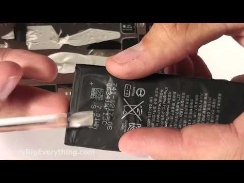 iPhone 6 Battery Replacement in 4 Minutes