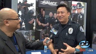 Cảnh sát Mỹ gốc Việt nói về trách nhiệm và quyền lợi nghề cảnh sát