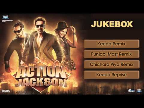 Action Jackson - Jukebox 2 (Full Songs)