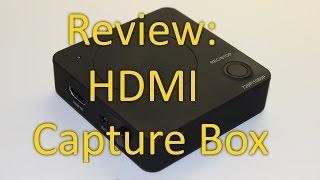 HDMI Game Capture Box YK918H, Cloner Box, Mini box