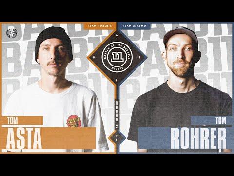 BATB 11 | Tom Asta vs. Tom Rohrer
