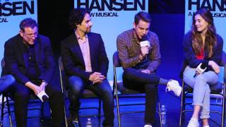 download lagu 'dear Evan Hansen' Actors Reveal Their Favorite Songs // gratis
