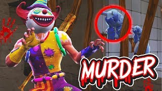 KILLER CLOWNS im Fortnite MURDER Modus!