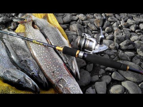 рыбалка на спиннинг водоемы
