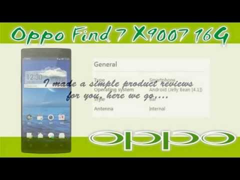 oppo find 7 x9007 16g rom lte 5 5 touchscreen quad core
