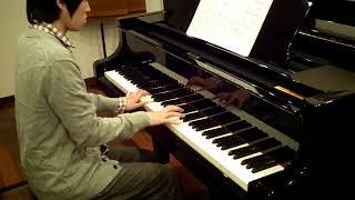 シンフォニア 第14番/J.S.Bach ピアノ演奏:陽-ハル-