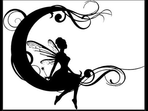 Fairy Silhouette Decors YouTube