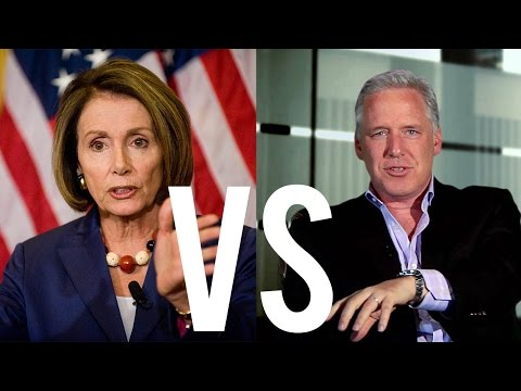 Battling Nancy Pelosi: Candidate John Dennis on Why Libertarianism is the GOP's Only Hope