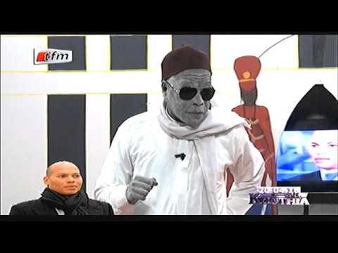 Karim Wade: Je sortirais de prison si.... -  Kouthia show 20 avril 2016