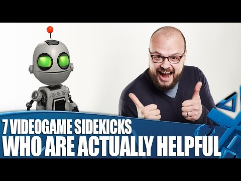 7 Videogame Sidekicks Who Are Actually Massively Helpful