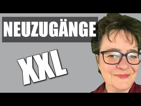 XXL - Neuzugänge Januar- Bücher und Hörbücher