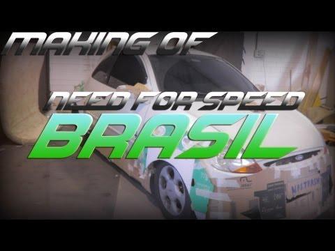 Making of Need For Speed Brasil