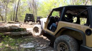 "Jeep Jk ""Low and Slow Rolling 35's"""