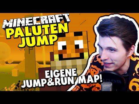 MEINE EIGENE ADVENTURE MAP! 12 COOLE LEVEL ✪ Minecraft PALUTEN JUMP