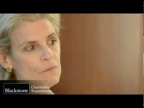 Amy Stursberg, Exec. Dir. Blackstone Foundation, on Blackstone's Entrepreneurship Initiative