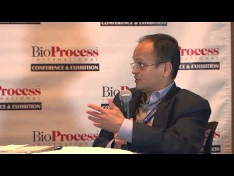 BioProcess International TV: Naveen Pathak, Genzyme, a Sanofi Company