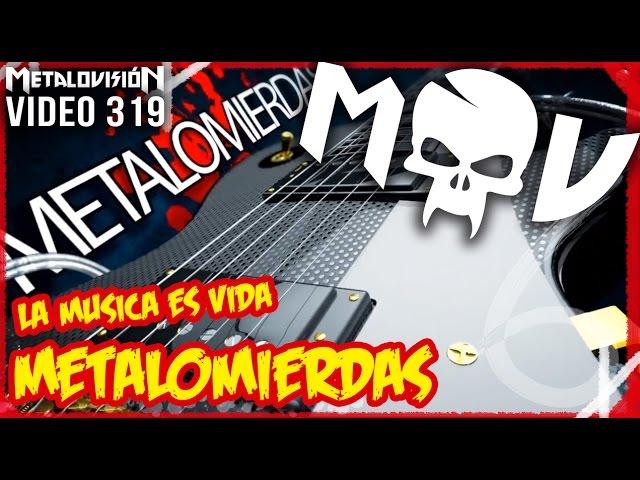 Listas de reproducción, música motivacional y cambios de generación - Metalomierdas, vídeo 319
