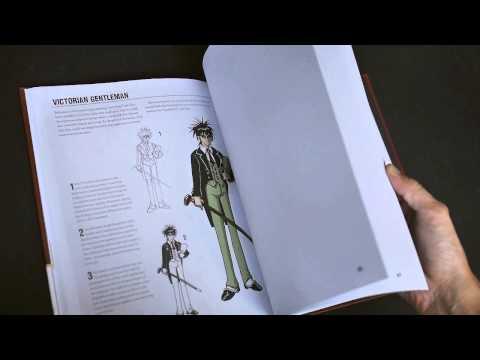 Sketch Manga: A Draw-Inside Step-by-Step Sketchbook