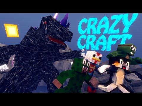 Minecraft | CrazyCraft - OreSpawn Modded Survival Ep 51 -