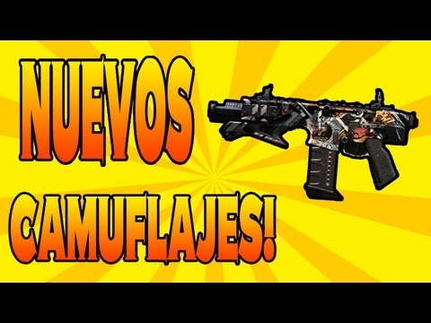 Nuevos Camuflajes! 