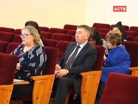 21 сессия совета депутатов Аскизского района 3.04.18