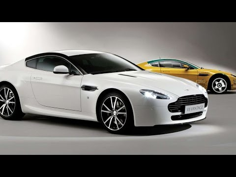 #1759. Aston Martin V8 Vantage N420 2010 (очень классно)