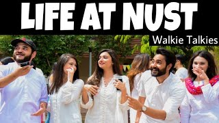 Top Rank University of Pakistan | NUST | Islamabad |  Walkie Talkies