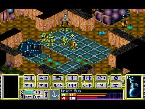 Lets Play: X-Com:TFTD - 150: Aliens Have No Sense... Video