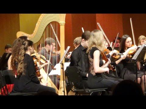 Дворжак Антонин - Фортепианный концерт (соль минор)