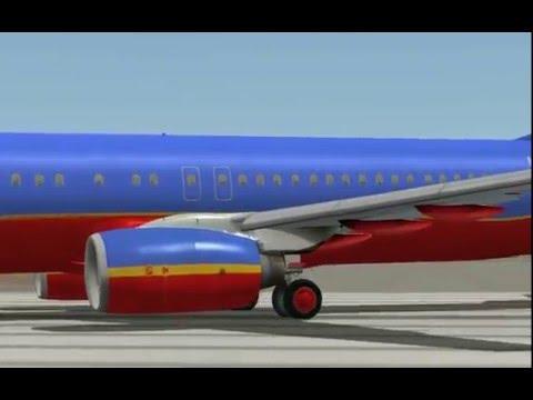 Southwest Airlines Flight 812