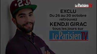 Kendji Girac - son deuxième albums (