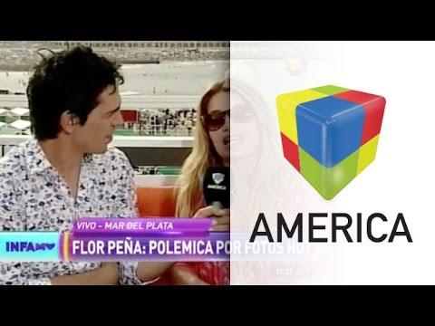 Florencia Peña: Me hinché las b… de las críticas