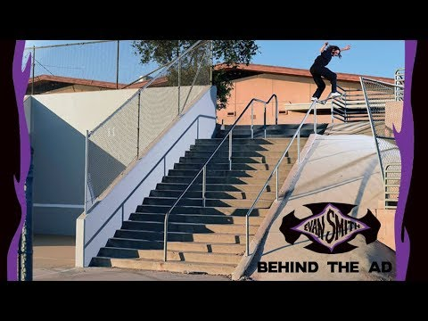 Evan Smith: Behind The Ad | Independent Trucks