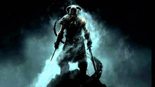The Dragonborn Comes - Skyrim Bard Song and Main Theme Lyrics [ HD] [HQ]