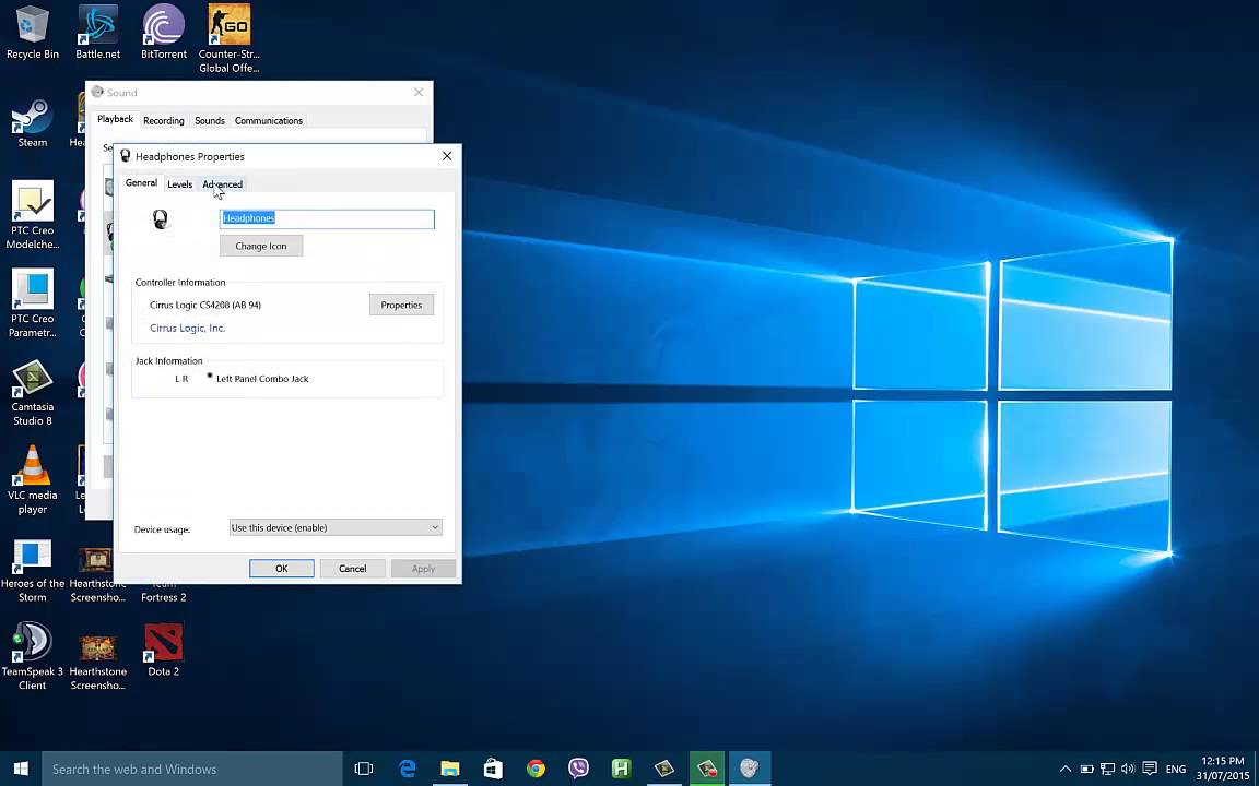 How To Fix Windows 10 Headphones/Sound Issues!