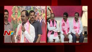 CM KCR Winning Strategy Over Pre-Elections and Satiers Over Congress Leaders | Press Meet | NTV