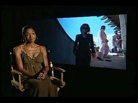 Miami Vice Naomie Harris interview