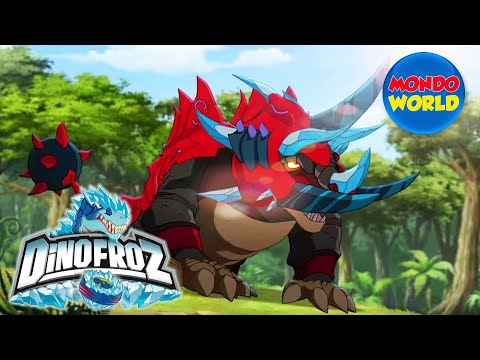 SURPRISE ATTACK - Dinofroz, episode 5 - EN